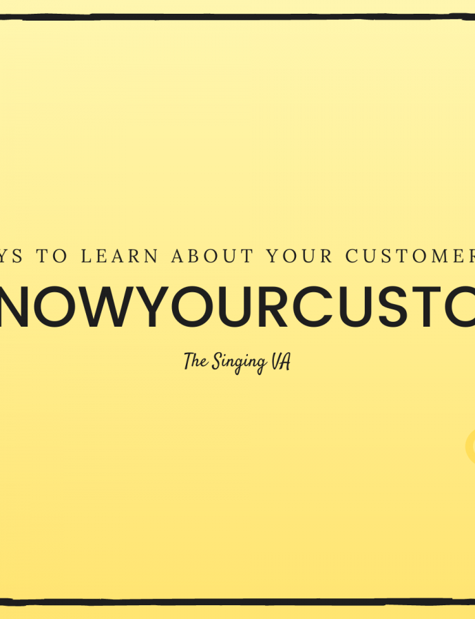 5 Ways to Learn About Your Customers on #GetToKnowYourCustomersDay