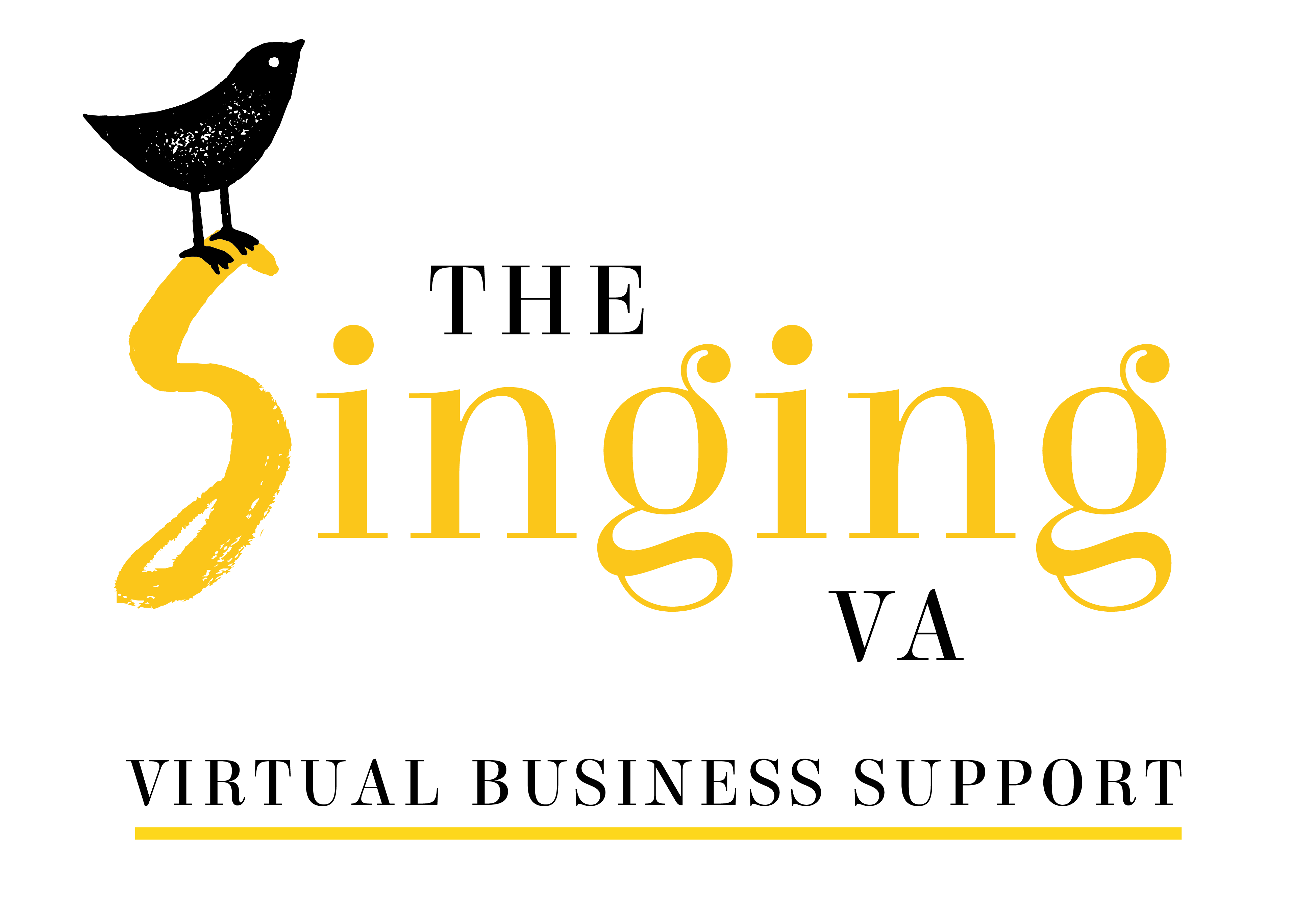 The Singing VA Logo